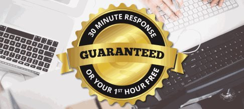 Exceptional IT Service Guarantee