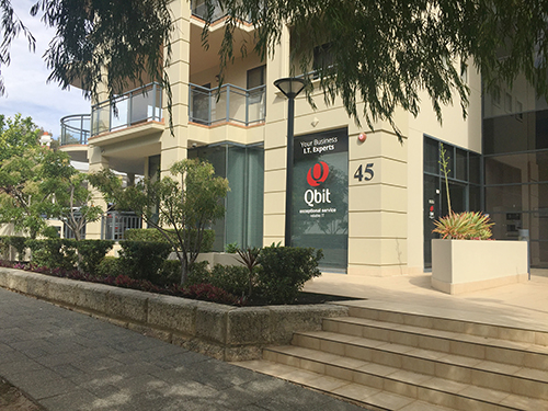 Qbit's Head Office Opening