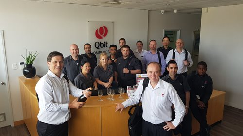 Qbit's New West Perth Office Teaser