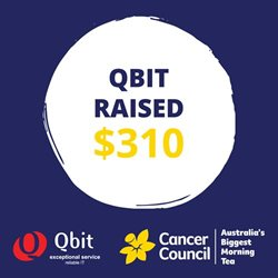 $310 raised for Cancer Council