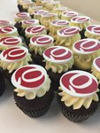 Qbit Head Office opening night with Cupcakes
