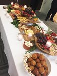 Qbit Head Office opening night with Food
